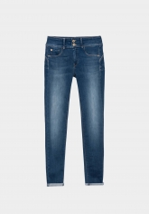 onesize double up true denim azul